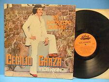 Cecilio Garza Y Los Kasinos El Poderoso Puede 1977 Falcon FLP 5007 McAllen TX