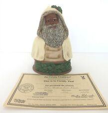 "New ListingAll God'S Children Father Christmas 8"" Bust W/ Coa & Box"
