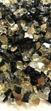 1/4� Rustic Mix Fireplace Glass 20 Lbs Free Shipping