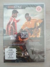 Street Skills - Kingstyle Take 3: Fussball-Trix, 1 DVD 😄Neu ,😄 Fussballtricks