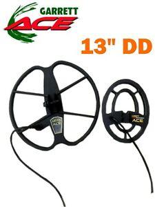 "Arven 13"" DD Search coil for Garrett ACE 150/250/350/Euro/200/300 Metal Detector"