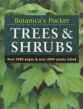 Botanica's Pocket Trees  Shrubs  Plans List Random House Australia A-Z listings