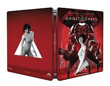 GHOST IN THE SHELL - Il Film EDIZIONE STEELBOOK (BLU-RAY)