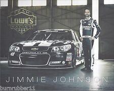 "2013 JIMMIE JOHNSON ""KOBALT CHEVY"" #48 NASCAR SPRINT CUP SERIES POSTCARD"