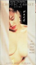 Erotic Ghost Story (VHS Subtitled) Tai Seng Unrated Letterboxed Edition - New