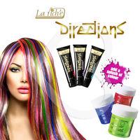 La Riche Directions Semi-Permanent Hair Colour Dye Toner 88ml All Shades