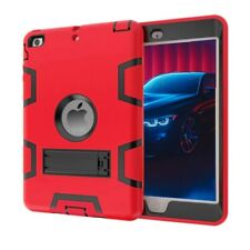 Shockproof Rubber Armor Heavy Duty Case Stand Cover for iPad Mini 1 2 3 4 5