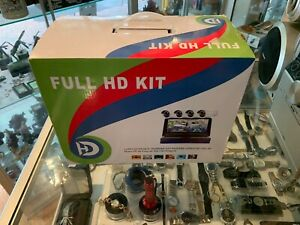 4CH AHD KIT (TV-6674) FULL HD KIT / SECURITY SYSTEM IN BOX - AU STOCK !