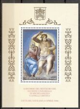 Vaticaan Blok Nummer 14   Postfris.