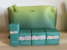 CREME DE LA MER 4Pcs Set: Moisturizing Cream, Renewal Oil, Eye Concentrate, Mask