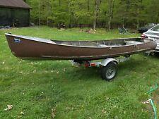 15' Grumman SportBoat, Sport Boat, Canoe