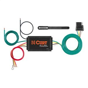 CURT 56190 Powered 3-To-2-Wire Taillight Converter Fits 13-18 A5 Quattro/Cruze