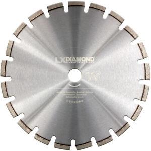 LXDIAMOND Diamant-Trennscheibe 800mm 35,0 Teilkreis 120mm Asphalt Fugenschneider