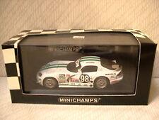 Minichamps 430 961498 Dodge Viper GTS-R 24h Daytona 1996 Canaska Archer/Dismore