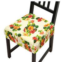 Cuscino vesti sedia volant sfoderabile lavabile lavatrice coprisedia cotone