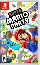 Super Mario Party (Nintendo Switch, 2018) - Brand New, Sealed
