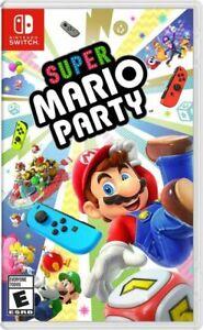Super Mario Party Nintendo Switch Game