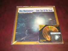 WES MONTGOMERY Going Out of My Head DCC AUDIOPHILE 180G LP + 24 KARAT GOLD CD