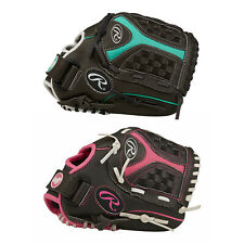 Rawlings Storm Youth Girls Fastpitch Softball Glove Left Hand & Right Hand