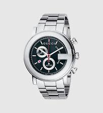 Gucci Armbanduhren im Luxus-Stil aus Edelstahl für Herren