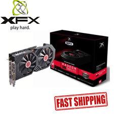 XFX Raedon RX 580 8GB OC+ 1386Mhz DDR5 3xDP HDMI DVI Graphic Cards RX-580P8DFD6