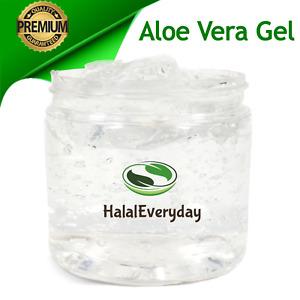 Aloe Vera Gel - 100% Pure Organic Soothing Moisturizing Skin Care Lotion BULK