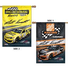 Matt Kenseth 2014 Wincraft Dollar General/Home Depot 28x40 Banner/Vertical Flag
