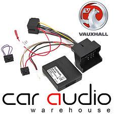 Vauxhall Signum 04 On KENWOOD Car Stereo Radio Steering Wheel Interface Adaptor