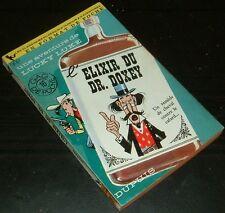 LUCKY LUKE L'ELIXIR DU DR. DOXEY GAG DE POCHE GDP N°16 1964 EO MORRIS