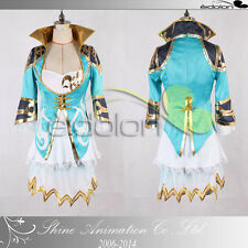 EE0125AH Shin Sangokumusou 7/Dynasty Warriors 8 Wang Yuan Ji Cosplay Costume