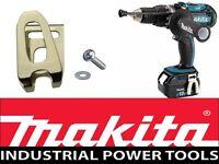 Makita 18V 14.4v lxt Impact Driver Belt Hook Clip BTD140, bhp451 bhp453 btd146