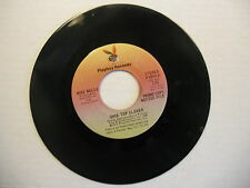 Mike Wells Shoe-Top Clover/Same(MONO Promo) 45 RPM VG-