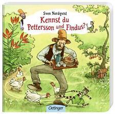 Kennst du Pettersson und Findus? von Sven Nordqvist (2014, Gebundene Ausgabe)
