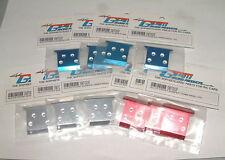 Losi Mini-T Gpm Aluminum Front Bumper Small Wholesale Lot Sil, Red, Blue Smt003