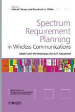 Wireless Communications and Mobile Computing: Spectrum Requirement Planning in W