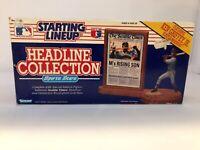 1991 Ken Griffey Jr. Starting Lineup Headline Collection