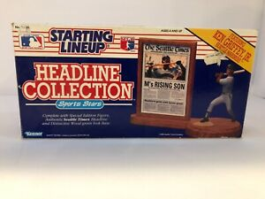 1991 Ken Griffey Jr. Starting Lineup Headline Collection