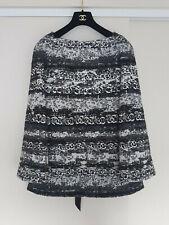 b0db34cc010ea CHANEL Women's White Black Navy Grey Dress Jacquard Tweed Tunic Authentic