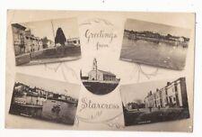 More details for 1909 starcross devon multiview rp pc five views interesting message
