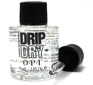 OPI Drip Dry 9ml Bottle **PERFECT CHRISTMAS GIFT**