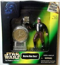 """Star Wars: Bespin Han Solo Special Limited Edition 3.75"""" Action Figure w/ Coin"""