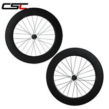 CSC 23mm width, Disc Brake hub 88mm Clincher carbon Cyclocross bicycle wheels