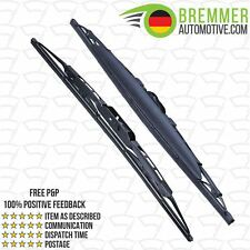 Jeep Patriot ATV/SUV (2007 to 2012) Front Wiper Blade Kit