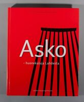 Vickholm, Paivi  Asko book Eero Aarnio Tapio Wirkkala Ilmari Tapiovaara