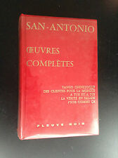 Dard San Antonio oeuvres complètes Fleuve Noir tome 6 ETAT NEUF