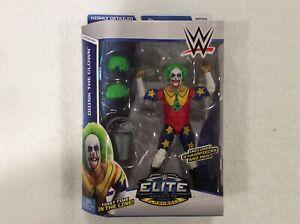 WWE Doink the Clown Elite Series #34 Mattel 2014