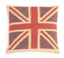 handmade Vintage Kilim Jute Cushion Pillow Covers CarJute Rug Boho Throw