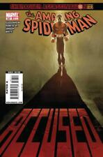 Amazing Spider-Man #587, Character Assassination Part 3, NM 9.4, 1st Print, 2009