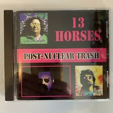 Post Nuclear Trash 13 Horses CD St Louis Missouri Band