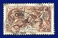 1934 SG450 2s6d Chocolate-Brown N73(1) Good Used London 23 NO 38 CV-FU £40 aqqs
